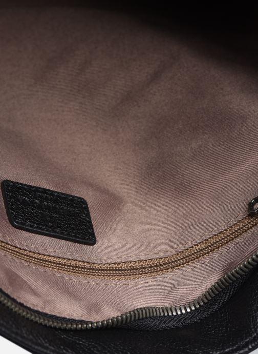 Handtaschen Hexagona APPALOOSA PORTE EPAULE schwarz ansicht von hinten
