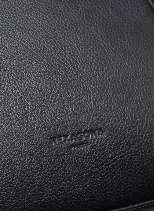 Handtaschen Hexagona APPALOOSA PORTE EPAULE schwarz ansicht von links