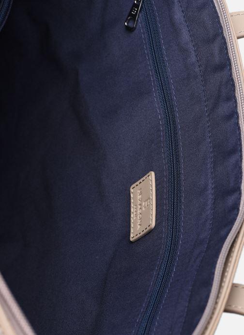 Sacs à main Hexagona SIGNATURE CABAS ZIPPE Beige vue derrière