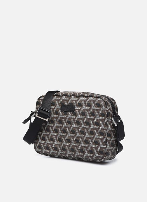 Handtaschen Hexagona SIGNATURE CROSSBODY schwarz schuhe getragen