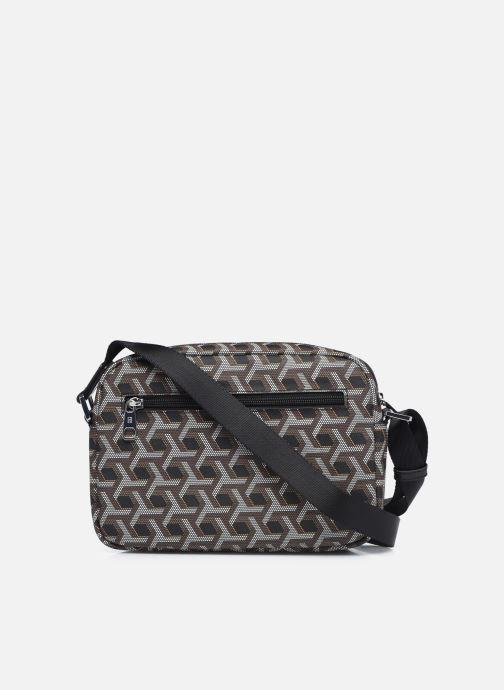 Handtaschen Hexagona SIGNATURE CROSSBODY schwarz ansicht von vorne