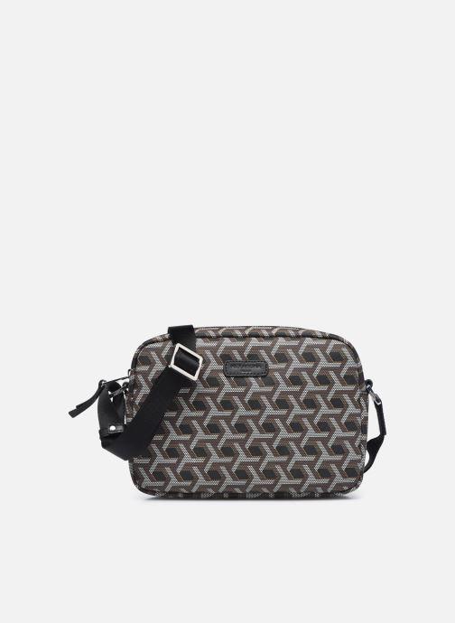 Handtaschen Hexagona SIGNATURE CROSSBODY schwarz detaillierte ansicht/modell