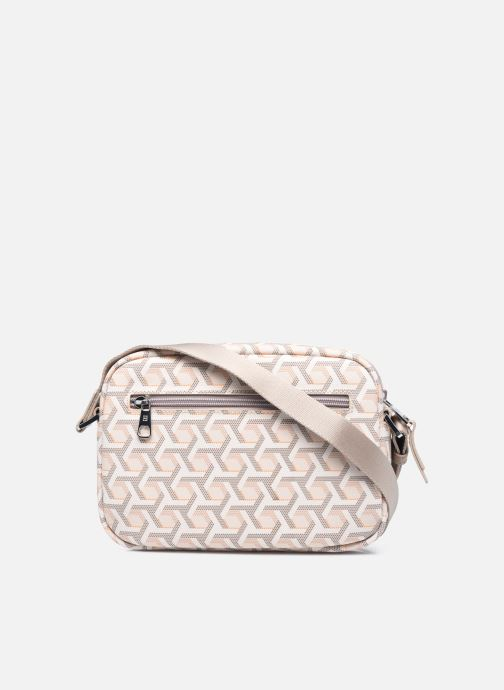 Sacs à main Hexagona SIGNATURE CROSSBODY Beige vue face