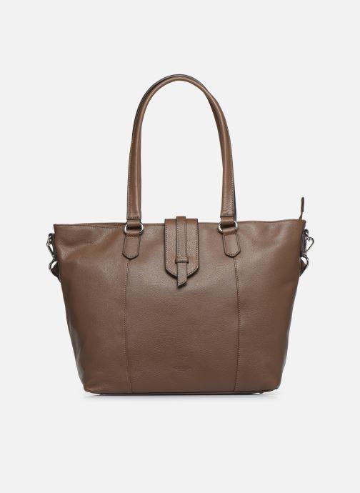Håndtasker Tasker CONFORT CABAS ZIPPE LEATHER