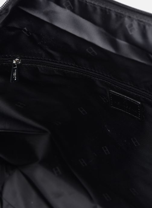 Sacs à main Hexagona Cabas Nylon Porté EPAULE Noir vue derrière