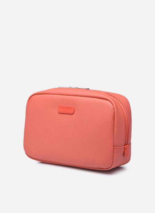 Reisegepäck Hexagona SERENA TROUSSE DE TOILETTE rosa schuhe getragen