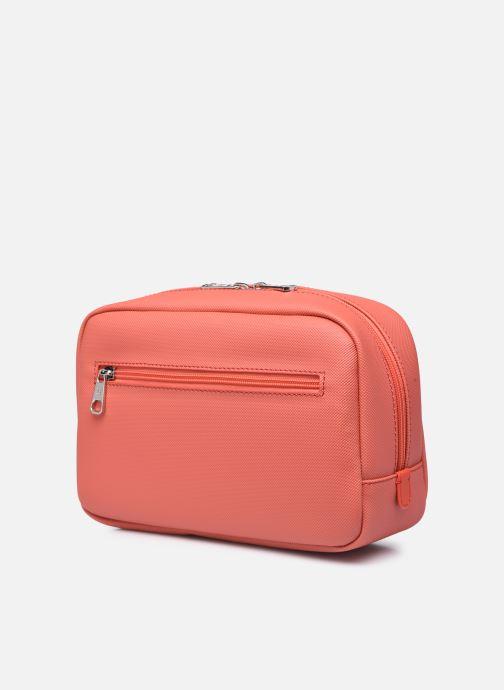 Reisegepäck Hexagona SERENA TROUSSE DE TOILETTE rosa ansicht von rechts