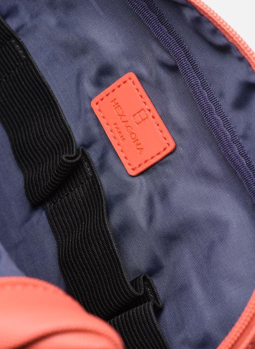 Reisegepäck Hexagona SERENA TROUSSE DE TOILETTE rosa ansicht von hinten