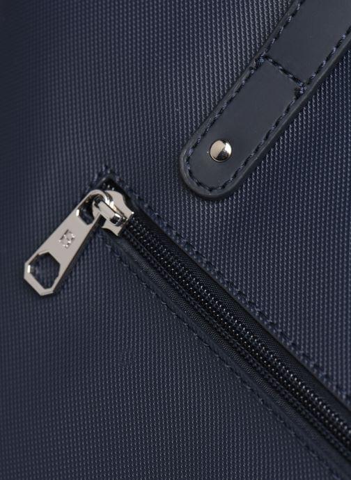 Bolsos de mano Hexagona GRAPHIC SHOPPING BAG Azul vista lateral izquierda
