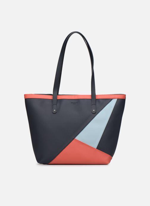 Sacs à main Hexagona GRAPHIC SHOPPING BAG Bleu vue détail/paire