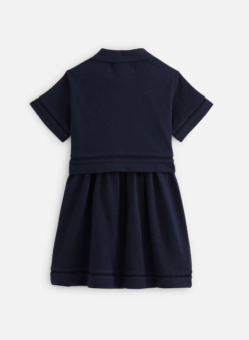 Vêtements Lacoste EJ5042 Bleu vue bas / vue portée sac