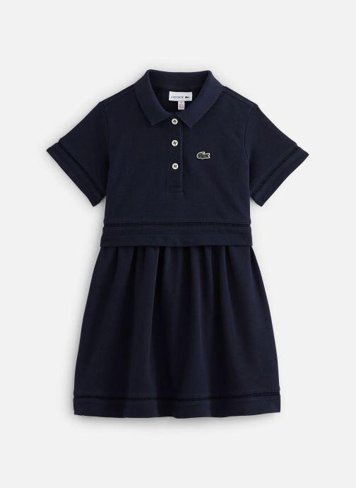 Vêtements Lacoste EJ5042 Bleu vue détail/paire