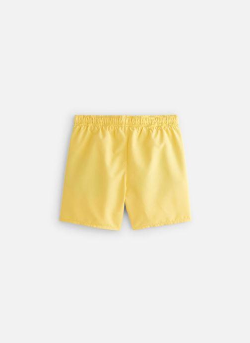 Vêtements Lacoste Short De Bain Jaune vue bas / vue portée sac