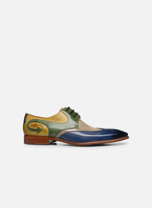Chaussures à lacets Melvin & Hamilton ELVIS 63 Multicolore vue derrière