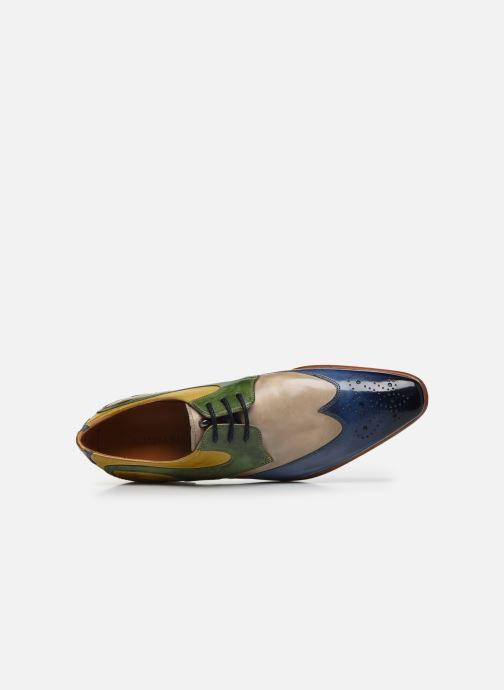 Chaussures à lacets Melvin & Hamilton ELVIS 63 Multicolore vue gauche