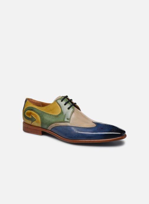 Chaussures à lacets Melvin & Hamilton ELVIS 63 Multicolore vue détail/paire