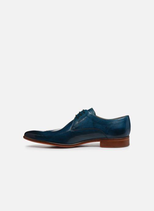 Chaussures à lacets Melvin & Hamilton TONI 40 Bleu vue face