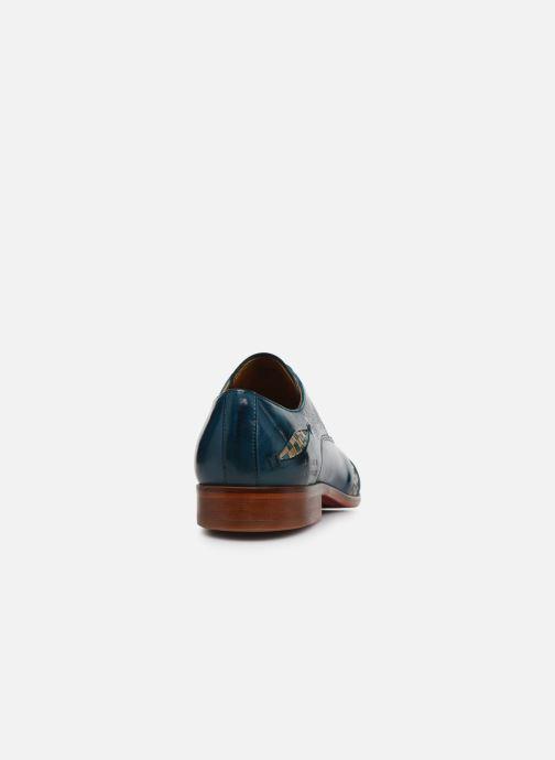 Chaussures à lacets Melvin & Hamilton TONI 40 Bleu vue droite