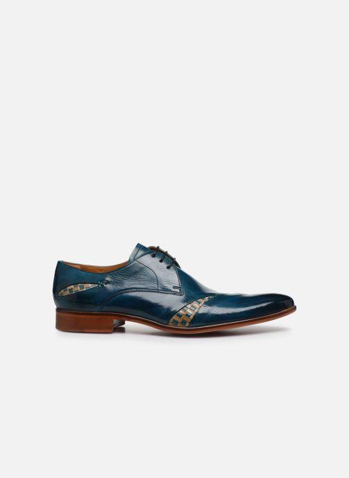 Chaussures à lacets Melvin & Hamilton TONI 40 Bleu vue derrière