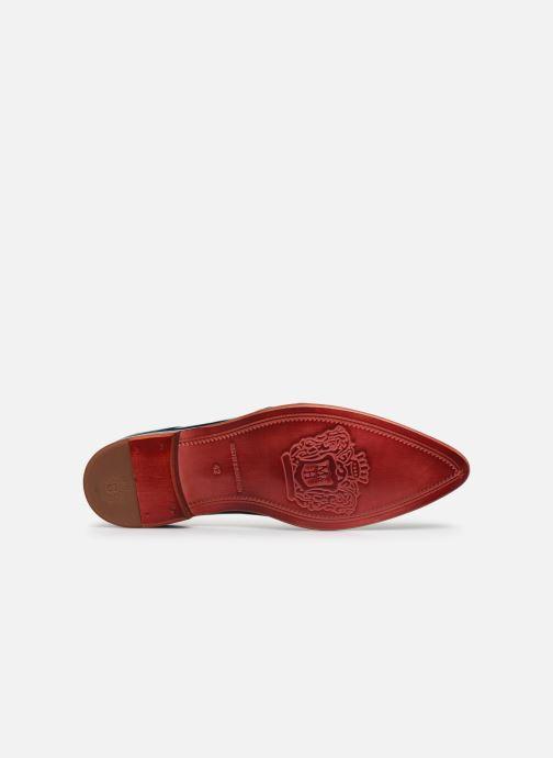 Chaussures à lacets Melvin & Hamilton TONI 40 Bleu vue haut
