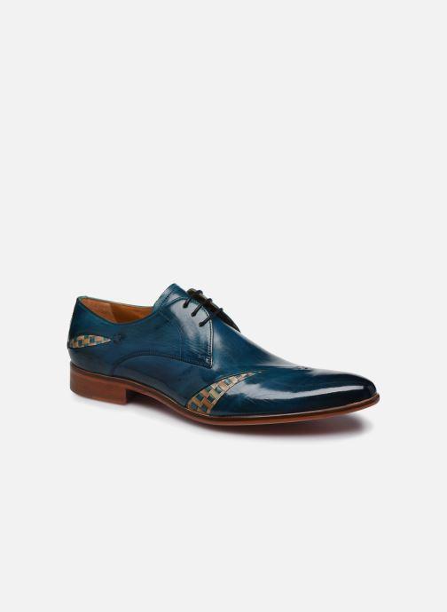 Chaussures à lacets Melvin & Hamilton TONI 40 Bleu vue détail/paire