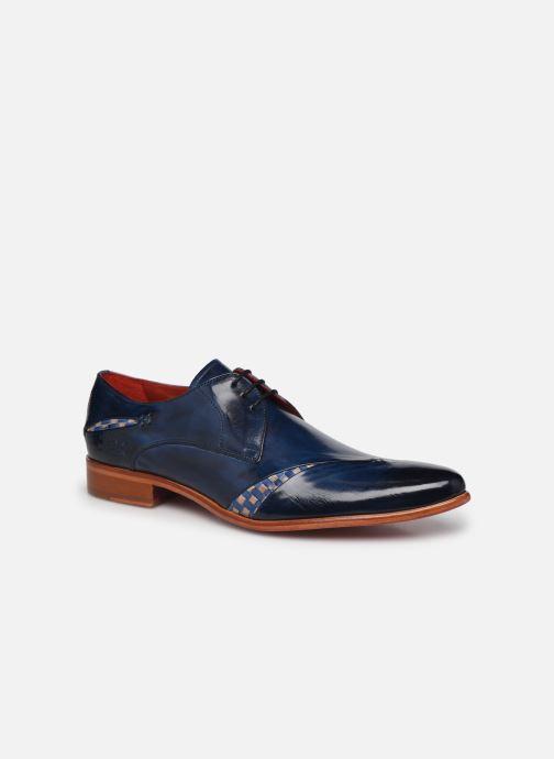 Schnürschuhe Melvin & Hamilton TONI 40 blau detaillierte ansicht/modell