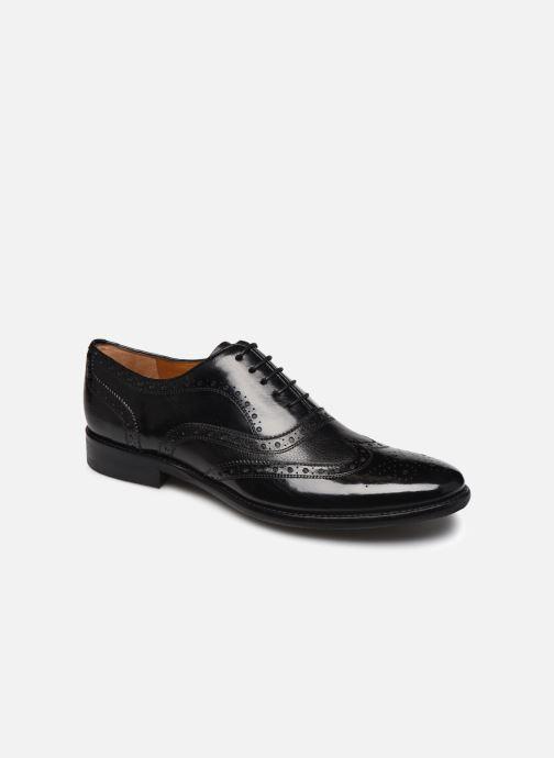 Zapatos con cordones Melvin & Hamilton CLINT 23 Negro vista de detalle / par