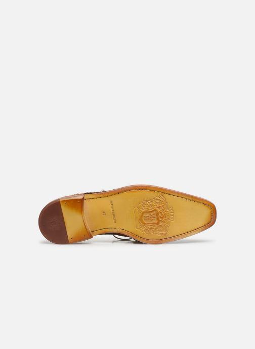 Zapatos con cordones Melvin & Hamilton JEFF 28 Marrón vista de arriba