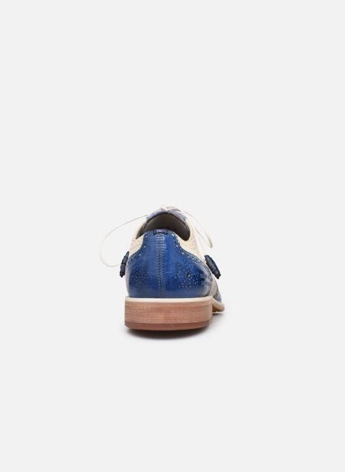 Chaussures à lacets Melvin & Hamilton JEFF 28 Bleu vue droite