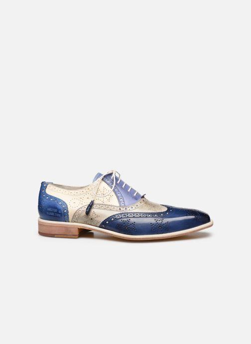 Chaussures à lacets Melvin & Hamilton JEFF 28 Bleu vue derrière