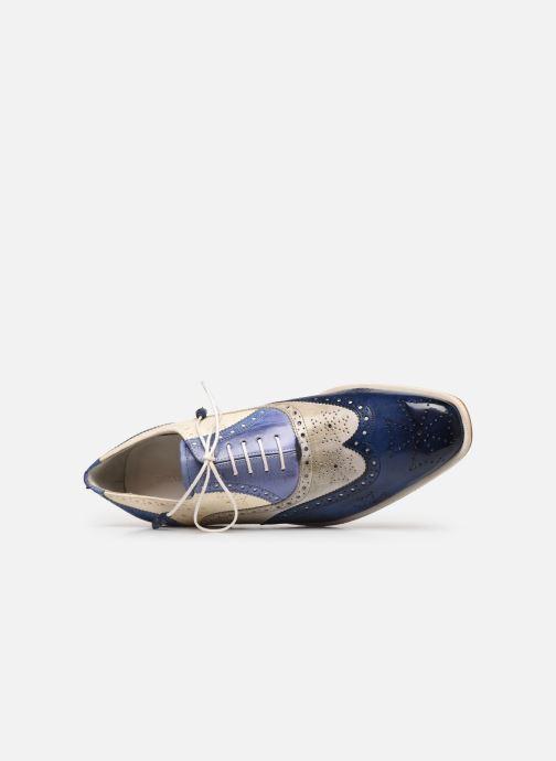 Chaussures à lacets Melvin & Hamilton JEFF 28 Bleu vue gauche