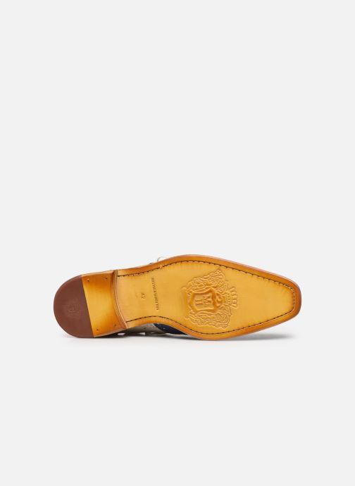 Chaussures à lacets Melvin & Hamilton JEFF 28 Bleu vue haut