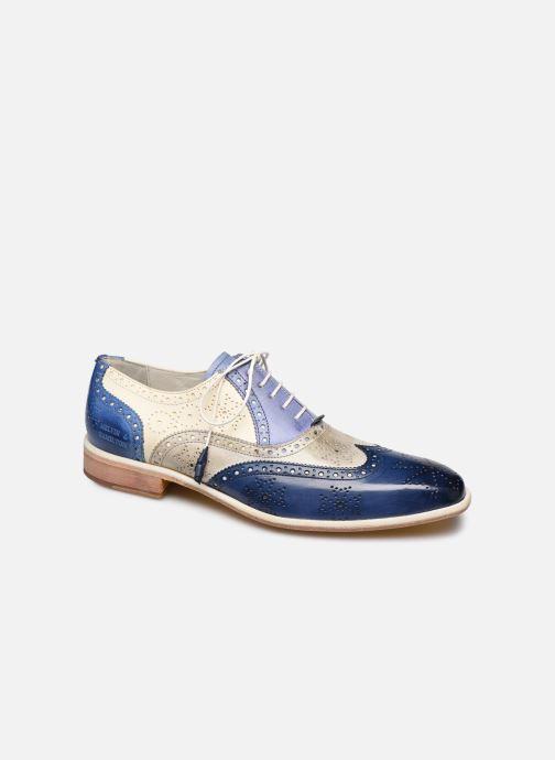 Chaussures à lacets Melvin & Hamilton JEFF 28 Bleu vue détail/paire