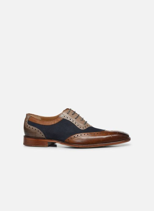 Chaussures à lacets Melvin & Hamilton CLARK 16 Marron vue derrière