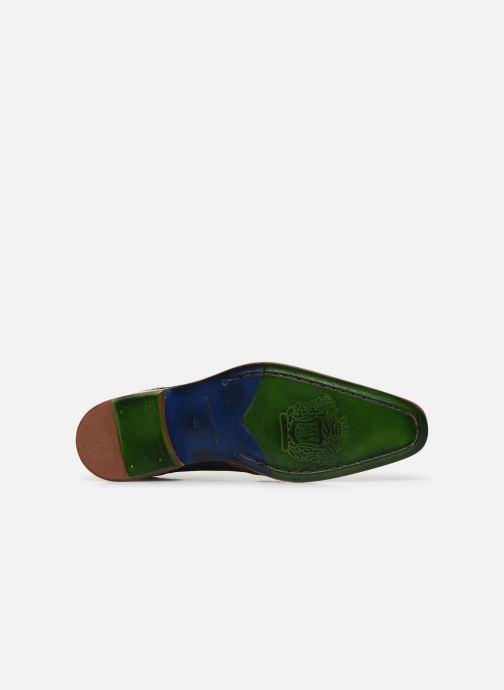 Chaussures à lacets Melvin & Hamilton CLARK 16 Marron vue haut