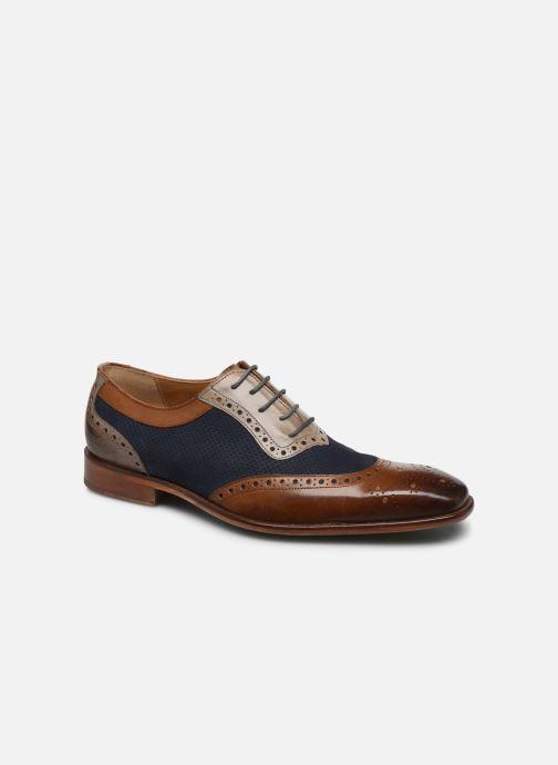 Chaussures à lacets Melvin & Hamilton CLARK 16 Marron vue détail/paire