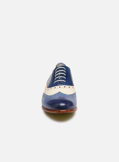 Chaussures à lacets Melvin & Hamilton SELINA 24 Bleu vue portées chaussures
