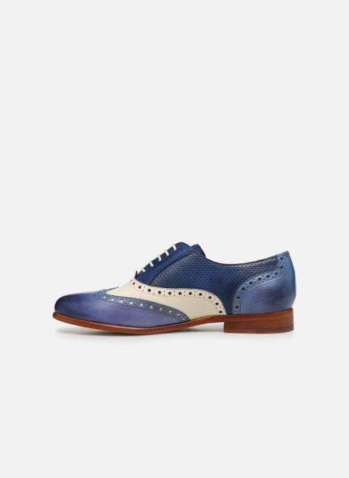 Chaussures à lacets Melvin & Hamilton SELINA 24 Bleu vue face