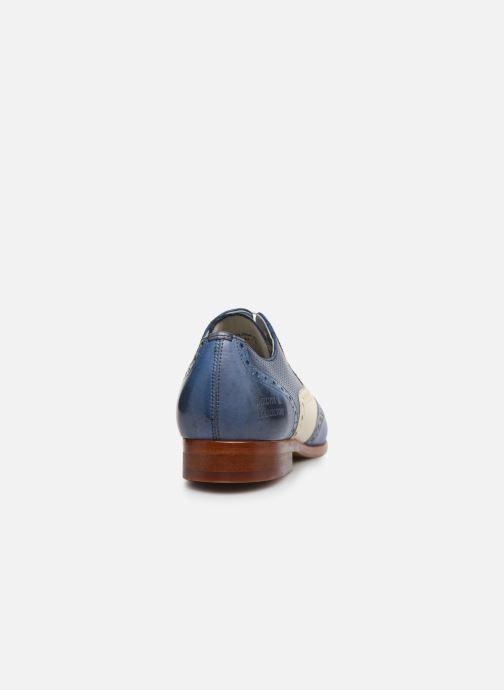 Chaussures à lacets Melvin & Hamilton SELINA 24 Bleu vue droite