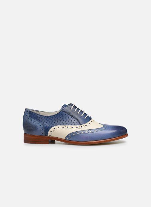 Chaussures à lacets Melvin & Hamilton SELINA 24 Bleu vue derrière