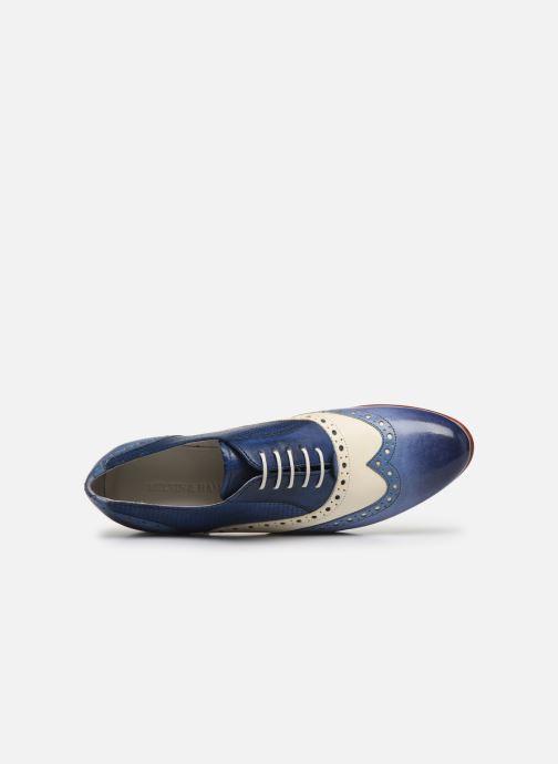 Chaussures à lacets Melvin & Hamilton SELINA 24 Bleu vue gauche