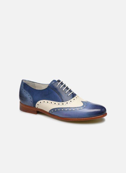 Chaussures à lacets Melvin & Hamilton SELINA 24 Bleu vue détail/paire