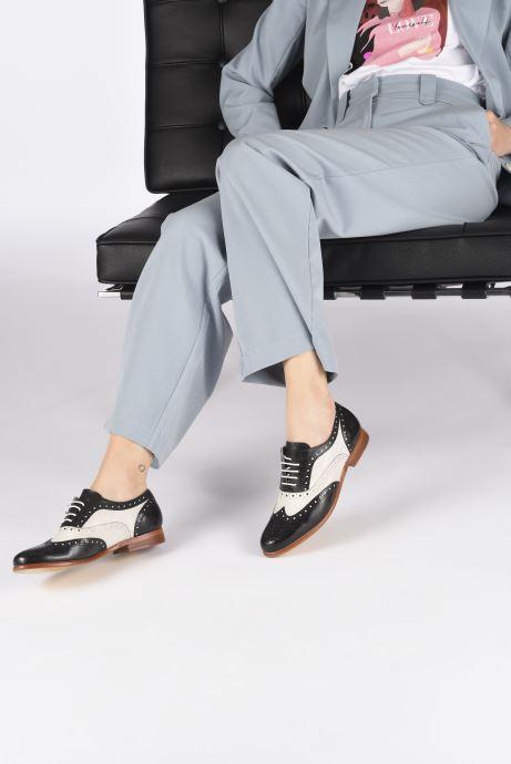 Chaussures à lacets Melvin & Hamilton SELINA 30 Noir vue bas / vue portée sac