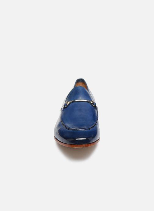 Mocasines Melvin & Hamilton SCARLETT 22 Azul vista del modelo