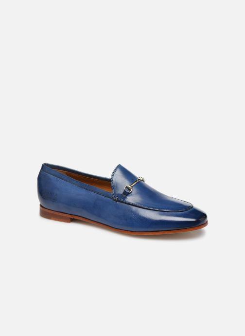 Slipper Melvin & Hamilton SCARLETT 22 blau detaillierte ansicht/modell