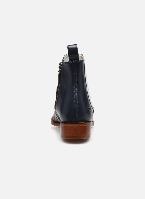 Bottines et boots Melvin & Hamilton MARLIN 46 Multicolore vue droite