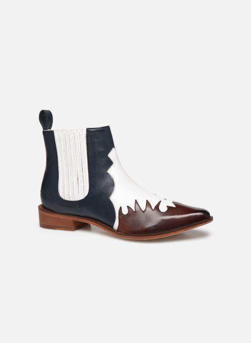 Bottines et boots Melvin & Hamilton MARLIN 46 Multicolore vue détail/paire