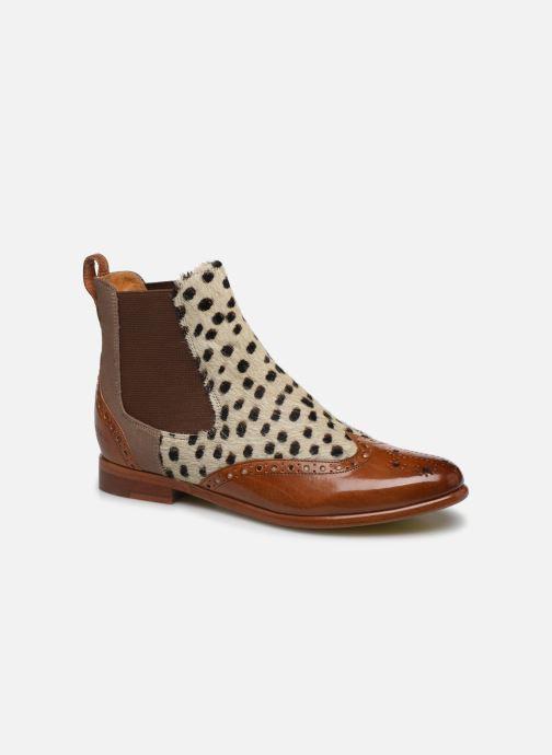 Bottines et boots Melvin & Hamilton SELINA 29 Marron vue détail/paire