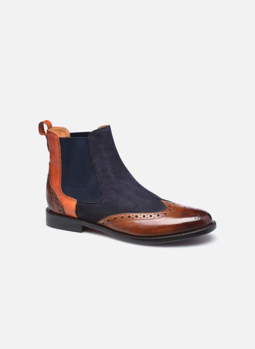 Boots en enkellaarsjes Melvin & Hamilton SELINA 29 Bruin detail