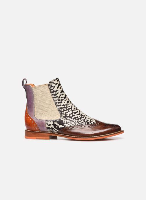 Boots en enkellaarsjes Melvin & Hamilton SELINA 29 Bruin achterkant